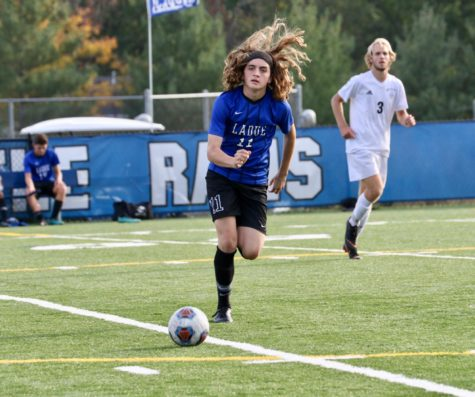 Varsity Soccer Plays Marquette 10/9