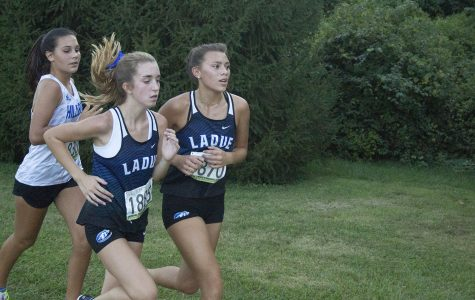 Ladue Junior Varisty Girls Meet 9/12