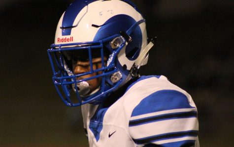 Varsity Football vs. Parkway West – Oct. 11