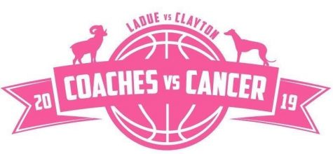 Staff members prepare for coaches versus cancer