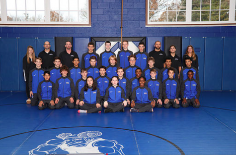 Freshman female wrestlers change boundaries of the sport