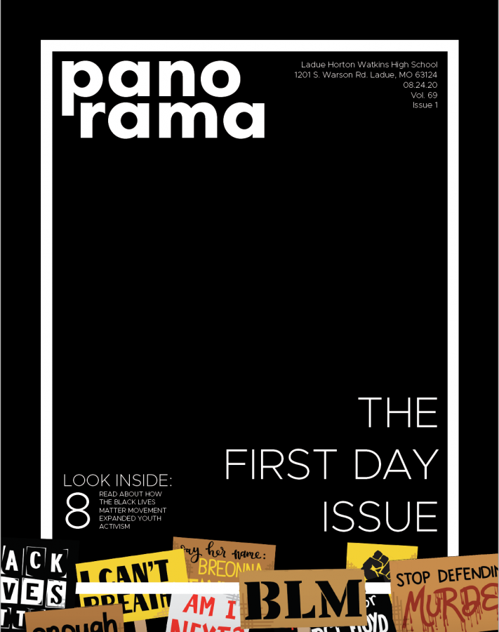 August 2020 issue of Panorama is here