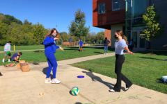 French III Navigates Obstacle Courses