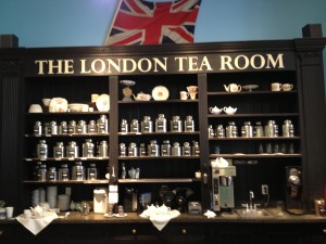 London Tea Room offers unique experience with a British twist