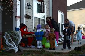 Popular Halloween Neighborhoods: Chevy Chase, Olivette, Missouri