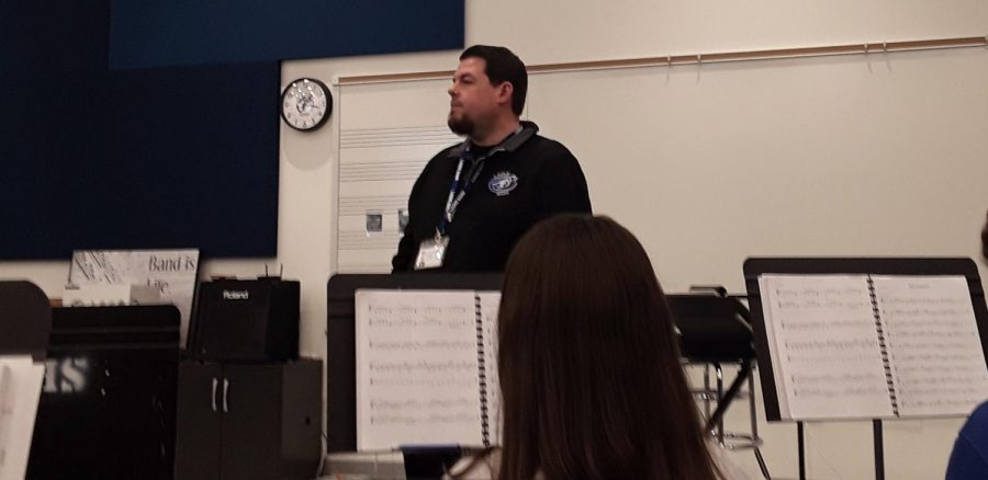 Band is life for Lehde