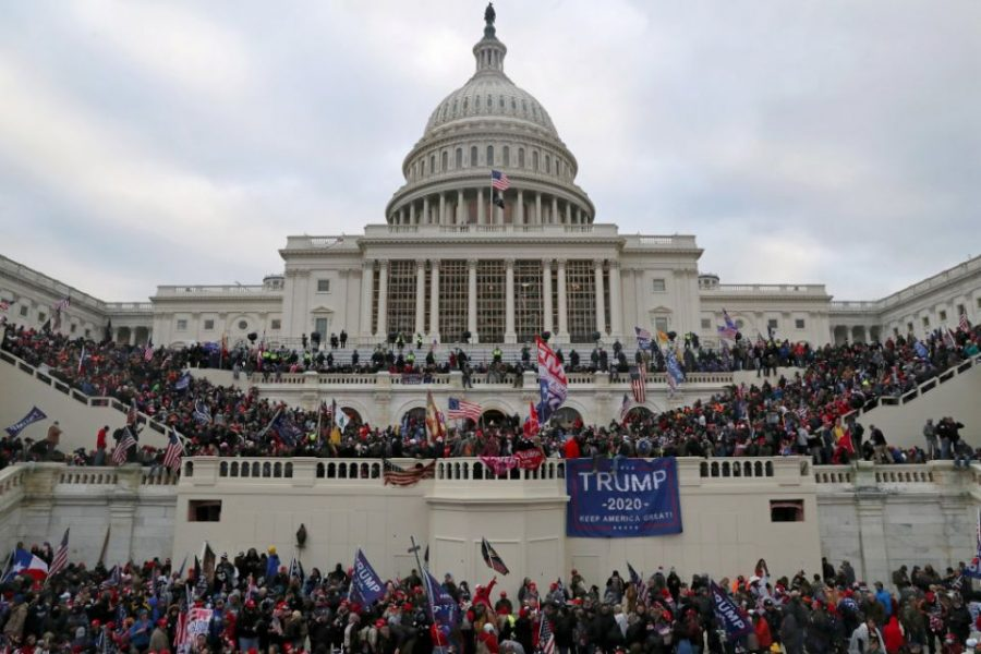 The Capitol Riots and Democracy