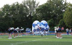 Varsity Football Defeats Lindbergh Sept. 10