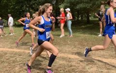 Girls cross country team races in Kentucky and looks ahead to postseason