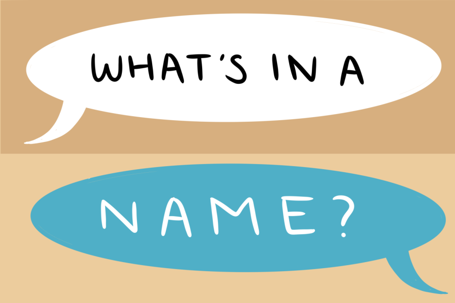 Doodles with Danielle: Whats in a Name?