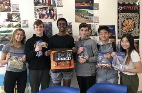 UNICEF Ladue Organizes October Fundraiser